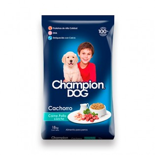CHAMPION DOG CACHORRO 18 Kg